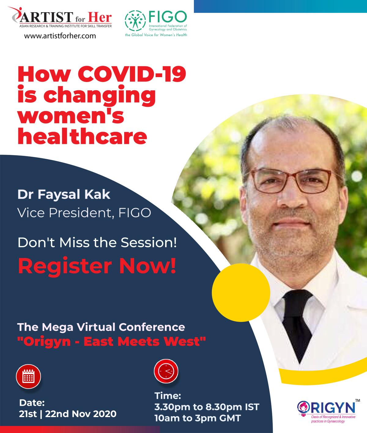 Dr Faysal Kak