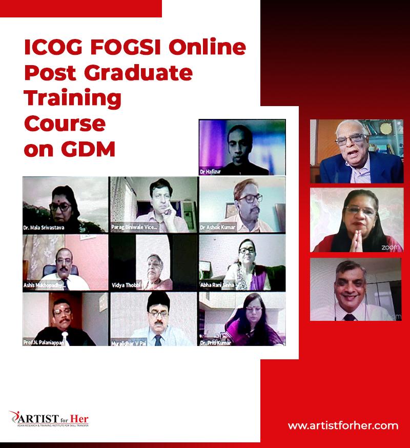 ICOG FOGSI Online PG Clinics on GDM