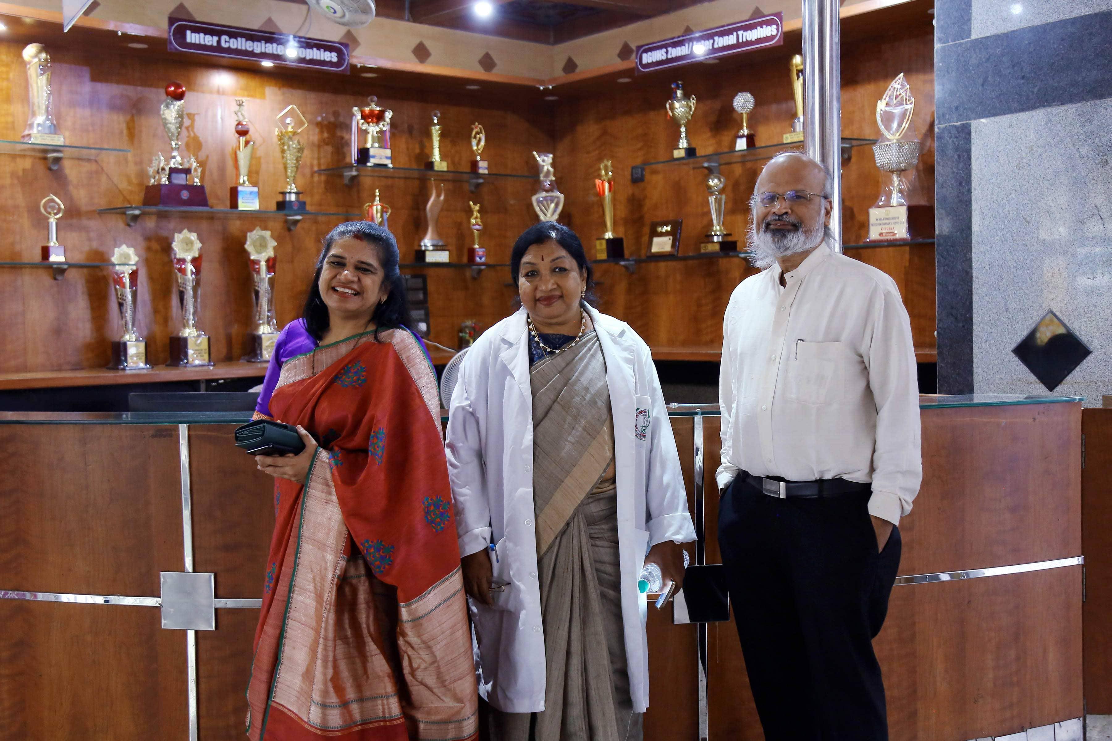 Reimagining Care @Rajarajeswari Medical College & Hospital on 19th Nov, 2019