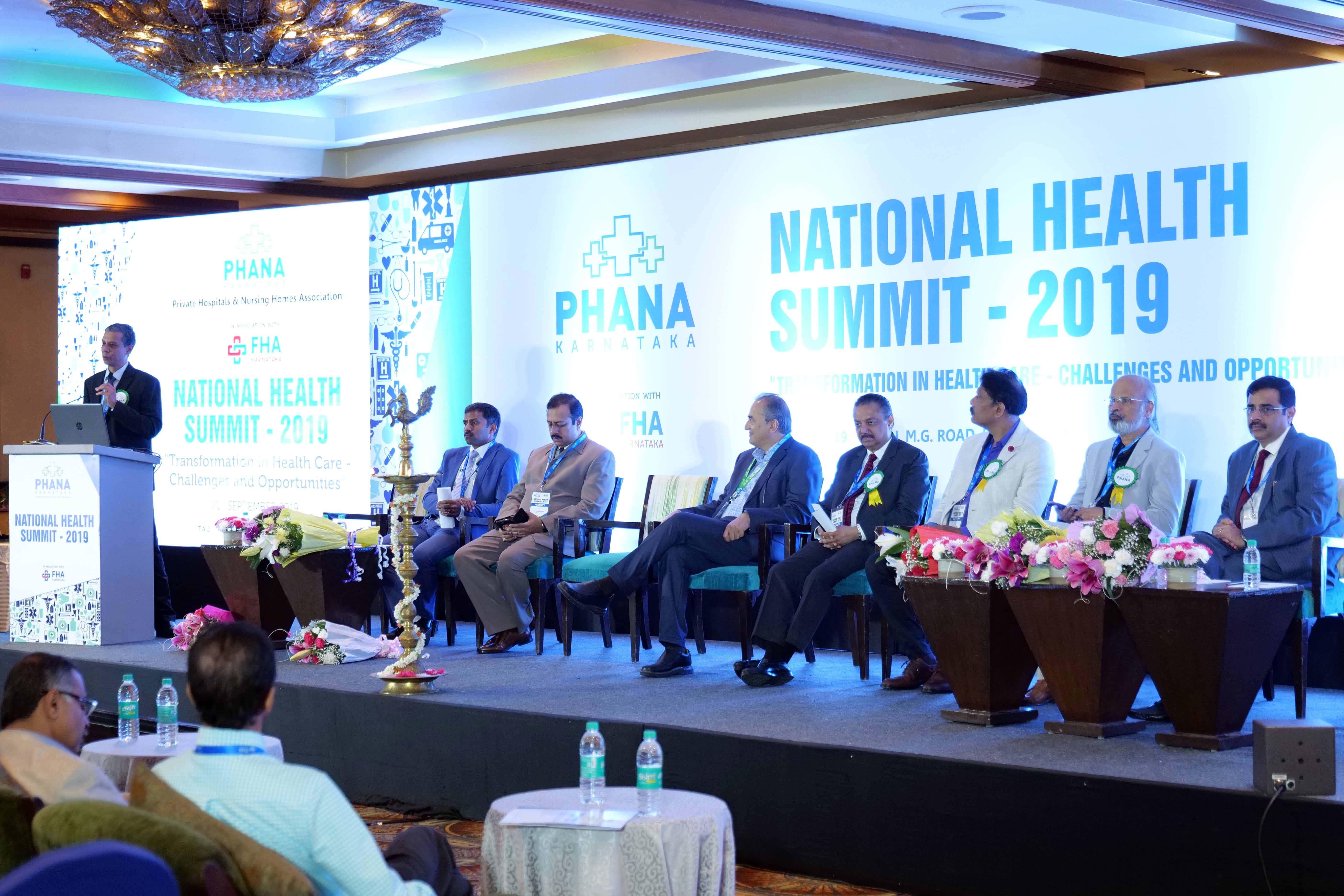National Health Summit 2019