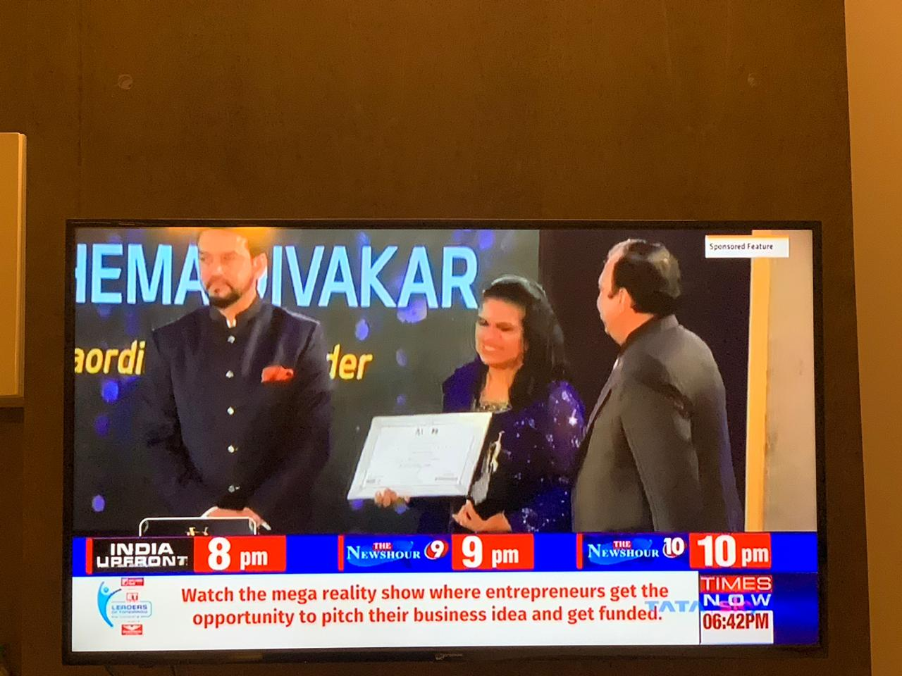 Times Now - Brand Vision Summit 2019-2020