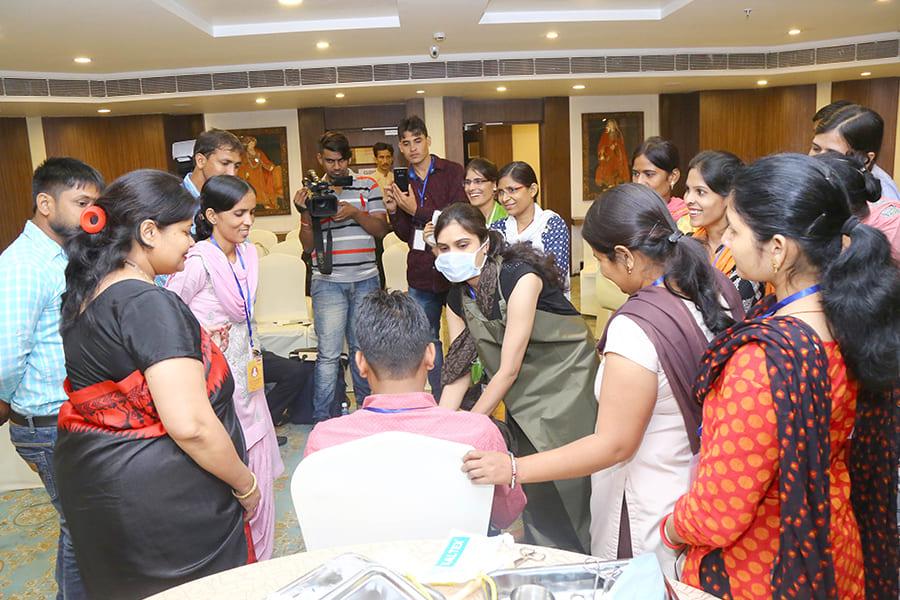 HLFPPT workshop at Jaipur – Aug 2016