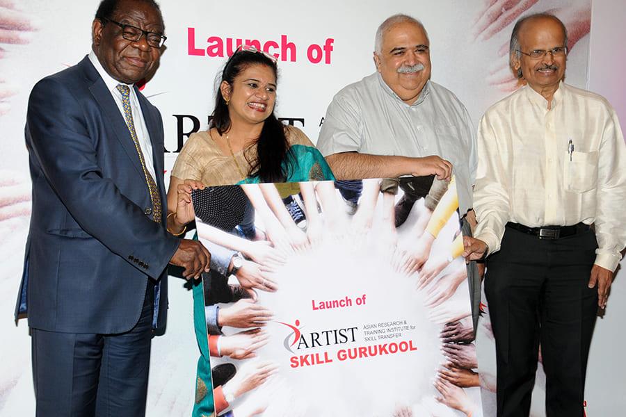 Launch of Skill Gurukool – May 2016