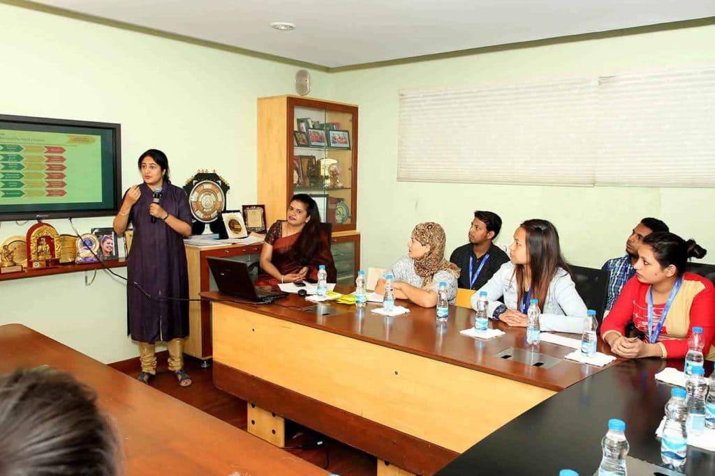 Nurses Competency Certification at Bengaluru - 16.10.17
