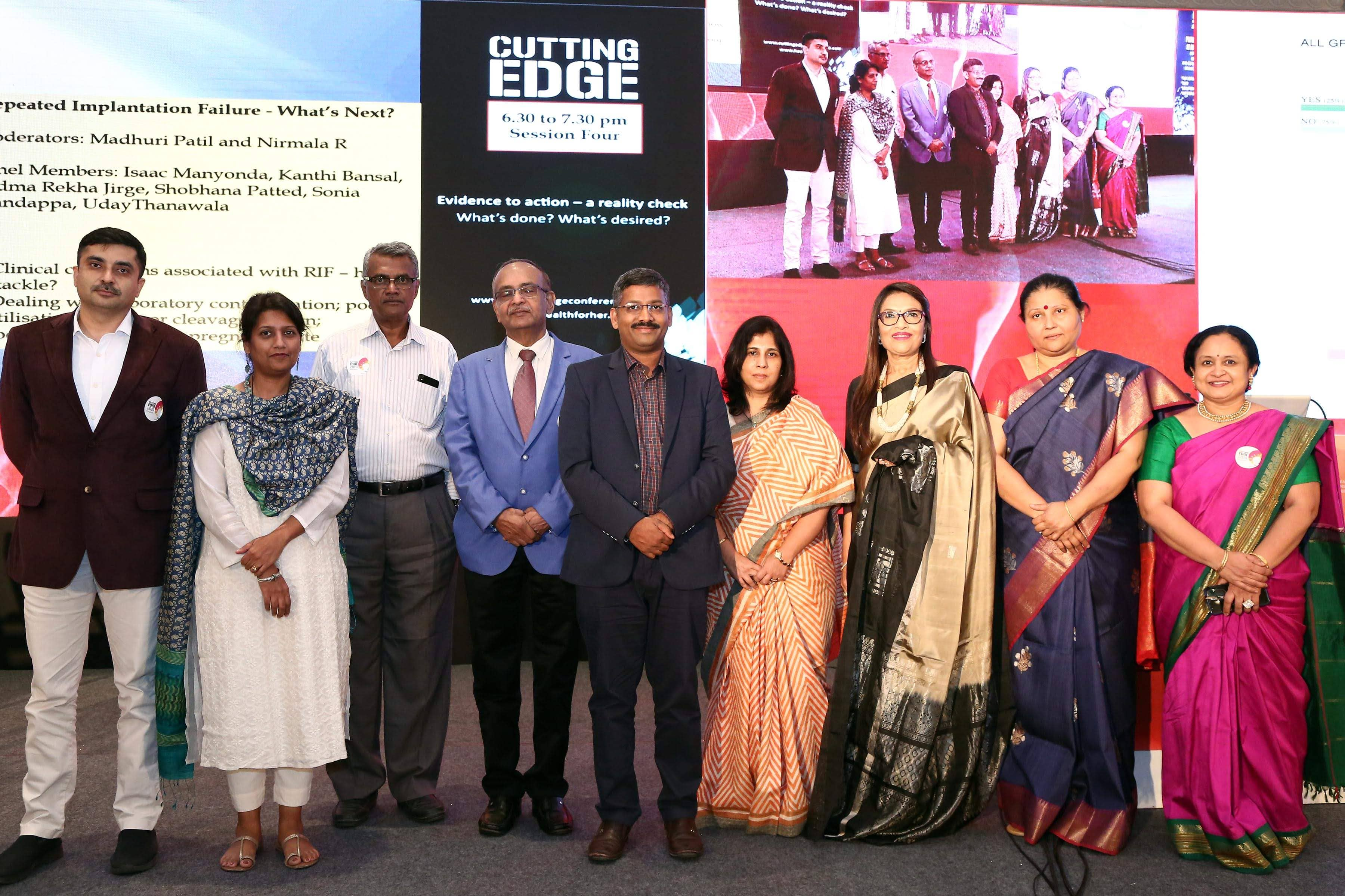 Cutting Edge 2019 Bengaluru - Day 1 11.05.19 @ ITC Gardenia