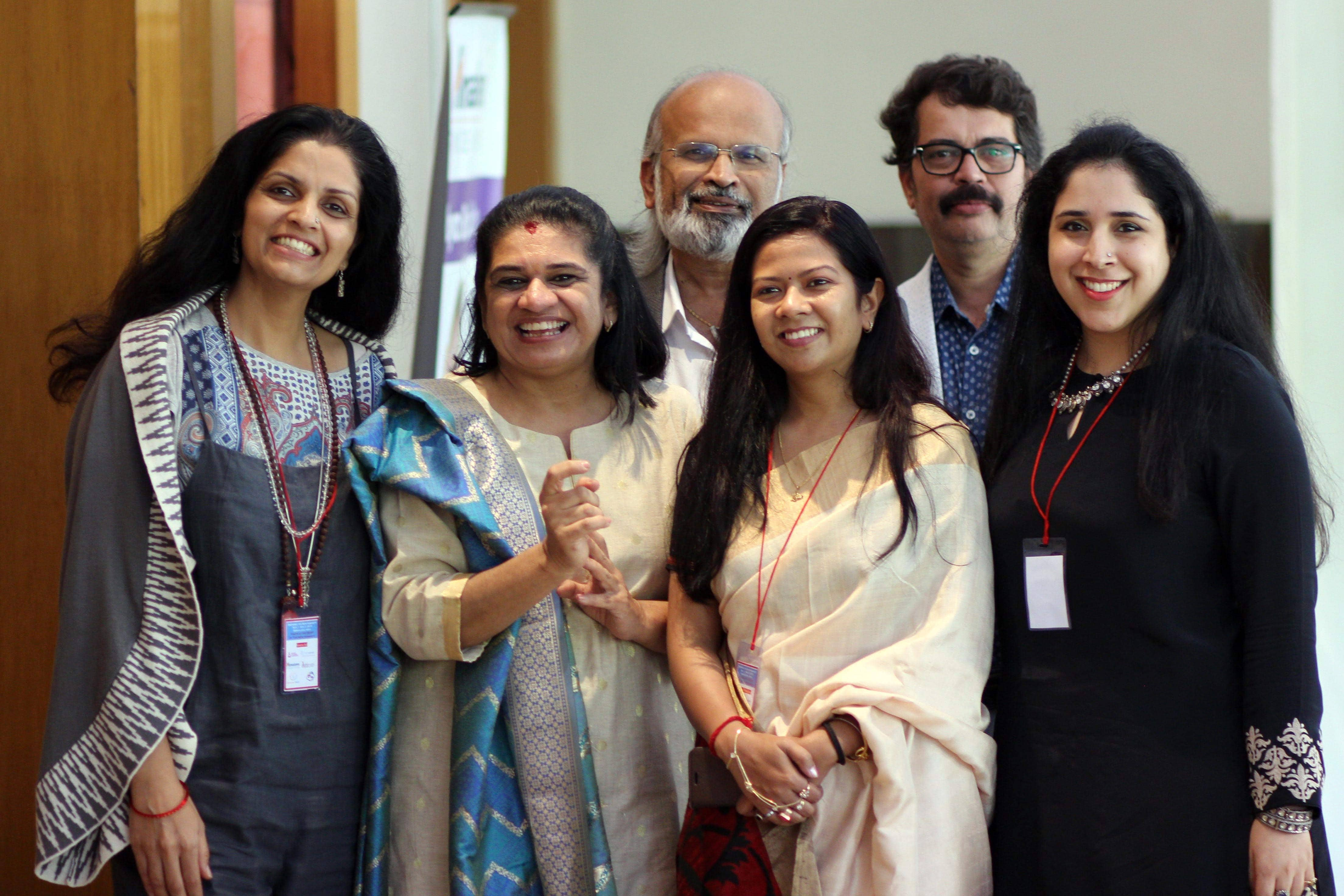 Birthing the new humanity presents Youth at the heart of the new Humanity @ The Chancery Pavilion, Bangalore